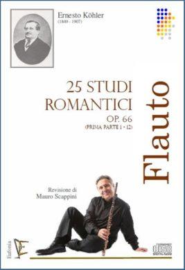 25 studi romantici 1 parte