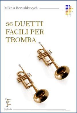 36 duetti facili per tromba