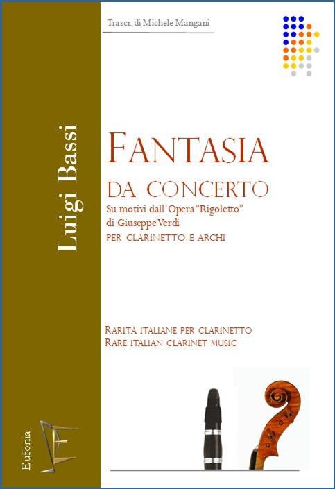 Fantasia Da Concerto Dallop Rigoletto
