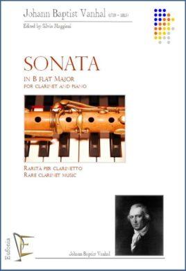 Sonata Vanhal cl pf