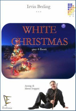 White Christmas x 4 fl