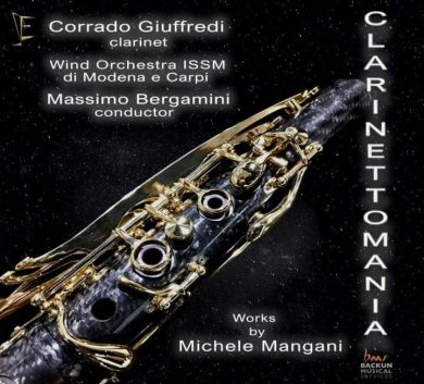cd clarinettomania.