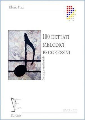 100 DETTATI MELODICI PROGRESSIVI edizioni_eufonia