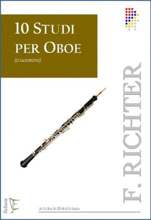 10 STUDI PER OBOE edizioni_eufonia