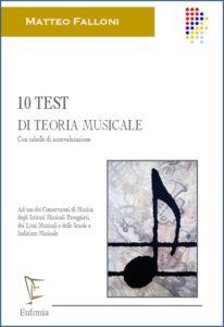 10 TEST DI TEORIA MUSICALE edizioni_eufonia