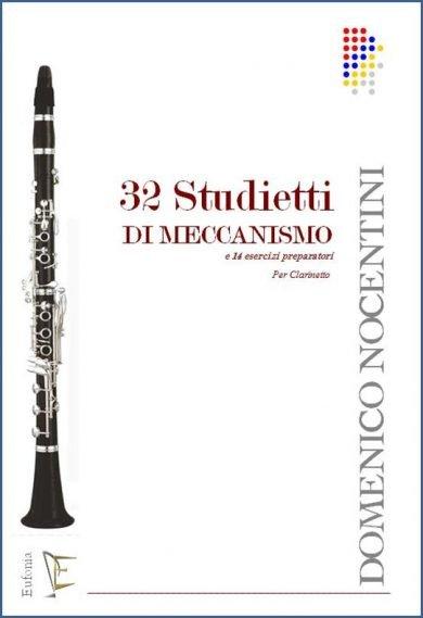 32 STUDIETTI DI MECCANISMO edizioni_eufonia