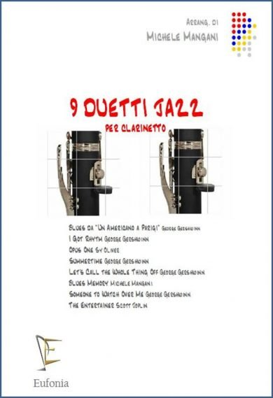 9 DUETTI JAZZ edizioni_eufonia