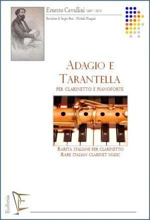 ADAGIO E TARANTELLA edizioni_eufonia