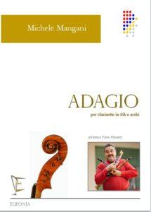 ADAGIO PER CLARINETTO IN SIb E ARCHI edizioni_eufonia