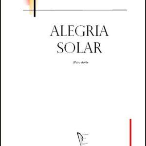 ALEGRIA SOLAR edizioni_eufonia