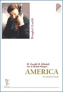 AMERICA PER CLARINETTO E BANDA edizioni_eufonia
