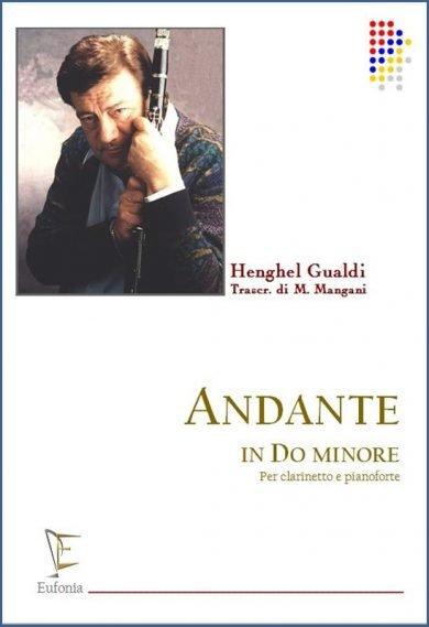 ANDANTE IN DO MIN. PER CLARINETTO E PIANOFORTE edizioni_eufonia