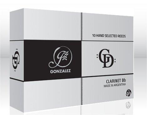 ANCE PER CLARINETTO - GONZALEZ GD edizioni_eufonia