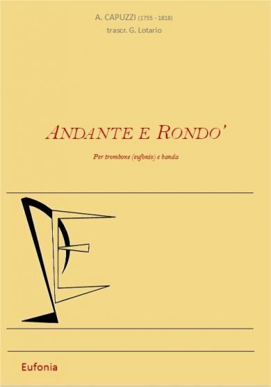 ANDANTE E RONDO' edizioni_eufonia
