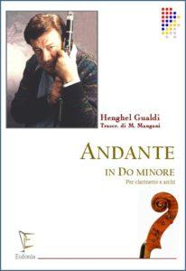 ANDANTE IN DO MIN. PER CLARINETTO E ARCHI edizioni_eufonia