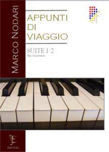 APPUNTI DI VIAGGIO - SUITE 1 - 2 edizioni_eufonia