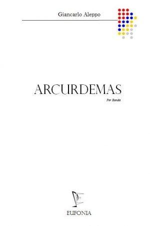 ARCURDEMAS edizioni_eufonia