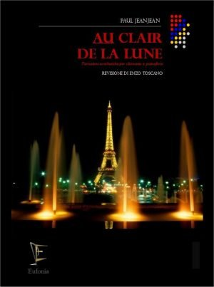 AU CLAIR DE LA LUNE edizioni_eufonia