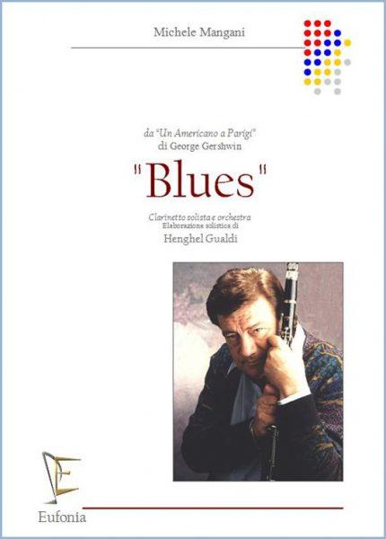 """BLUES DA """"UN AMERICANO A PARIGI"""" PER CL. E ORCHESTRA edizioni_eufonia"""