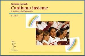 CANTIAMO INSIEME Liv. 2 edizioni_eufonia