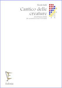 CANTICO DELLE CREATURE edizioni_eufonia