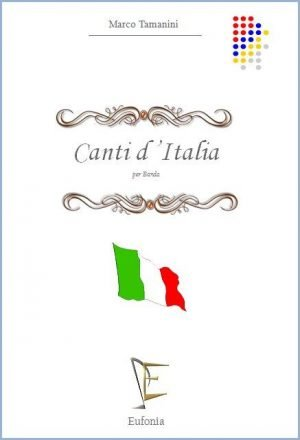 CANTI D'ITALIA edizioni_eufonia