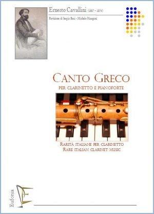 CANTO GRECO edizioni_eufonia