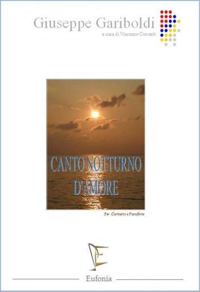 CANTO NOTTURNO D'AMORE edizioni_eufonia