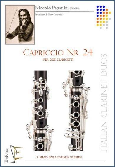 CAPRICCIO NR. 24 edizioni_eufonia