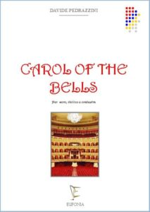 CAROL OF THE BELLS edizioni_eufonia