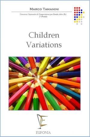 CHILDREN VARIATIONS edizioni_eufonia