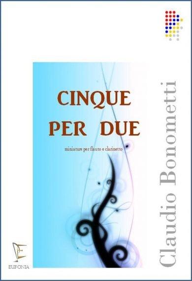 CINQUE PER DUE edizioni_eufonia