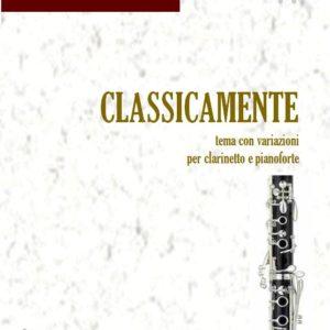 CLASSICAMENTE - TEMA CON VARIAZIONI edizioni_eufonia