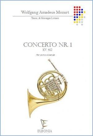 CONCERTO KV 412 NR.1 PER CORNO edizioni_eufonia