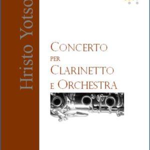 CONCERTO PER CLARINETTO E ORCHESTRA edizioni_eufonia