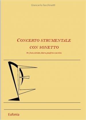 CONCERTO STRUMENTALE CON SONETTO edizioni_eufonia
