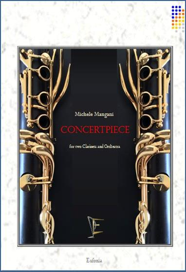 CONCERTPIECE PER 2 CLARINETTI E ORCHESTRA edizioni_eufonia