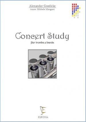 CONCERT STUDY edizioni_eufonia