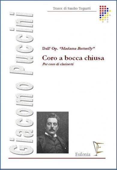 CORO A BOCCA CHIUSA - PER CORO DI CLARINETTI edizioni_eufonia