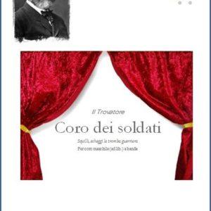 CORO DEI SOLDATI - SQUILLI ECHEGGI LA TROMBA GUERRIERA edizioni_eufonia