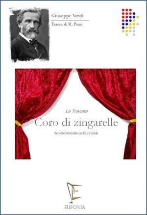 CORO DI ZINGARELLE -  TRAVIATA edizioni_eufonia