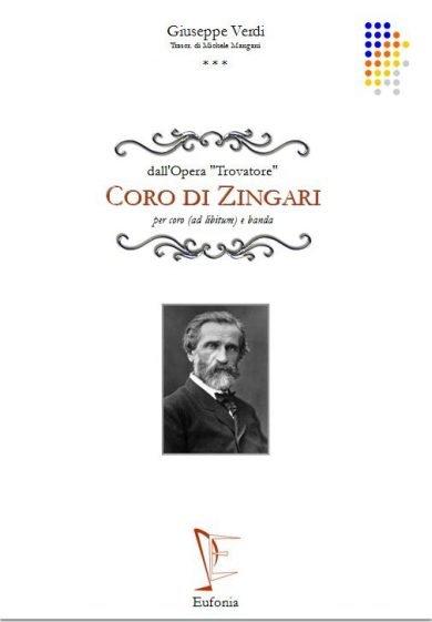 CORO DI ZINGARI - TROVATORE edizioni_eufonia