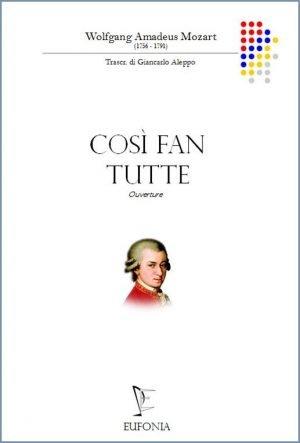 COSI' FAN TUTTE edizioni_eufonia