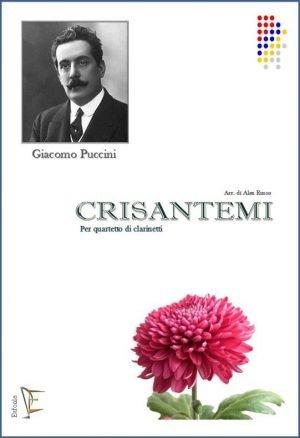 CRISANTEMI PER QUARTETTO DI CLARINETTI edizioni_eufonia
