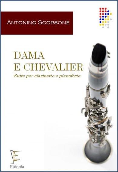 DAMA E CHEVALIER - SUITE PER CLARINETTO E PIANOFORTE edizioni_eufonia