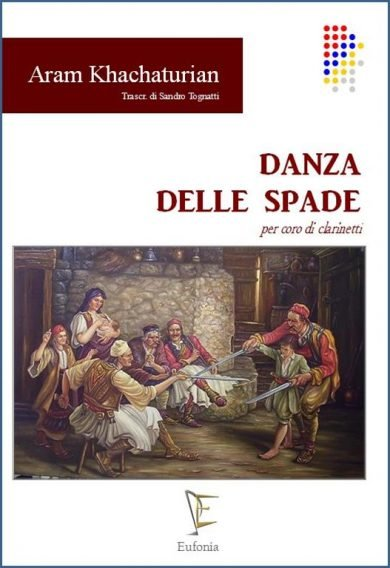 DANZA DELLE SPADE edizioni_eufonia