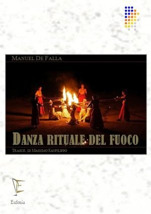 DANZA RITUALE DEL FUOCO edizioni_eufonia