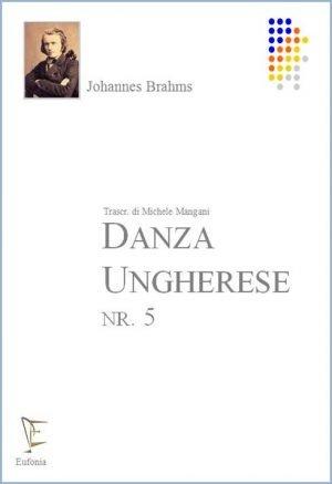 DANZA UNGHERESE NR. 5 edizioni_eufonia