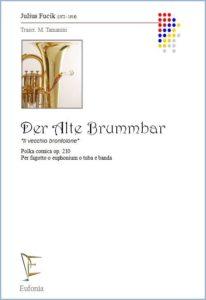 DER ALTE BRUMMBAR edizioni_eufonia
