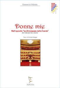 DONNE MIE edizioni_eufonia